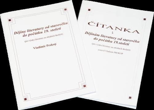 Dějiny literatury od starověku do počátku 19. století a ČÍTANKA